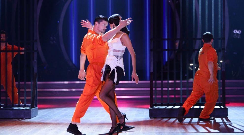 Anca Sina Serea si Nicolai Curnic au parasit competitia Uite cine danseaza!
