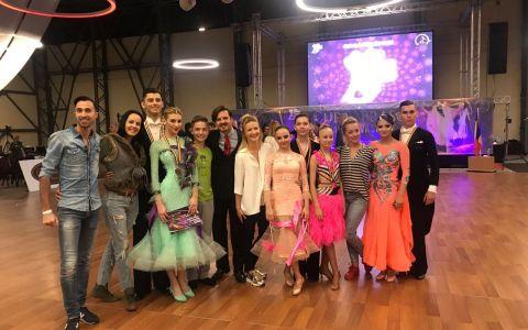 Mihai Petre a triumfat prin elevii sai la Campionatul National de Dans al Romaniei