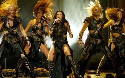 Ti-o mai amintesti pe Ruslana, castigatoarea Eurovisionului din 2004? Vezi cum arata acum, la 43 de ani