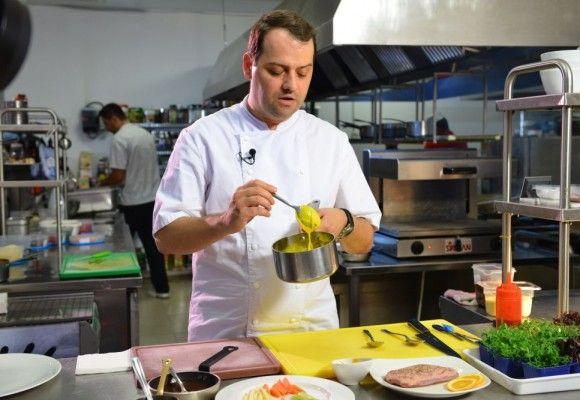 Chef Nico Lontras, un profesionist prin excelenta in bucatarie. Ce trebuie sa stii despre el
