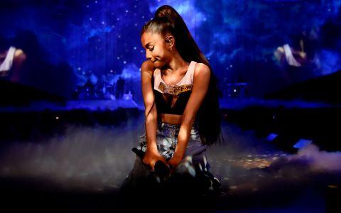 Primele poze cu Ariana Grande dupa atacul de la Manchester. Cum a fost surprinsa cantareata la scurt timp de la incident