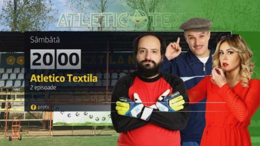 Atletico Textila, Sambata, 3 iunie, de la 20:30