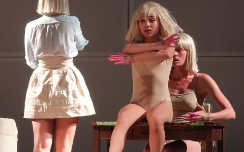 Maddie Ziegler, aparitie in fusta mini pe strazile din New York. Cum arata acum fetita din videoclipurile Siei