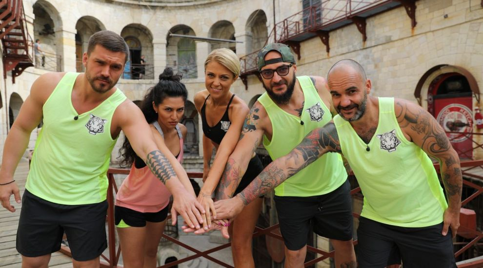Doinita Oancea, Simona Pope, Bogdan Vladau, Samuel Le Torriellec si Cristi Mitrea sunt pregatiti pentru Fort Boyard!