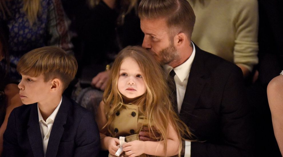 David Beckham, sarutul care a scandalizat internetul! Carcotasii:  Un gest inocent sau total deplasat?
