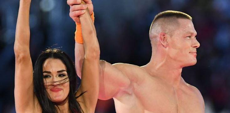 Iubita lui John Cena, aproape goala la un eveniment public. Cum a aparut Nikki Bella pe covorul rosu