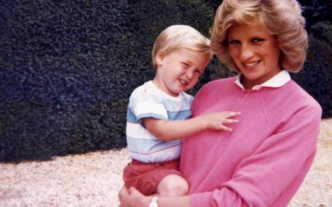 Primele marturisiri ale printilor William si Harry despre moartea mamei lor, Printesa Diana