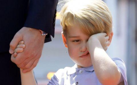 Printul George nu este cel mai influent copil din lume. Cine e micuta vedeta care l-a  detronat  pe print
