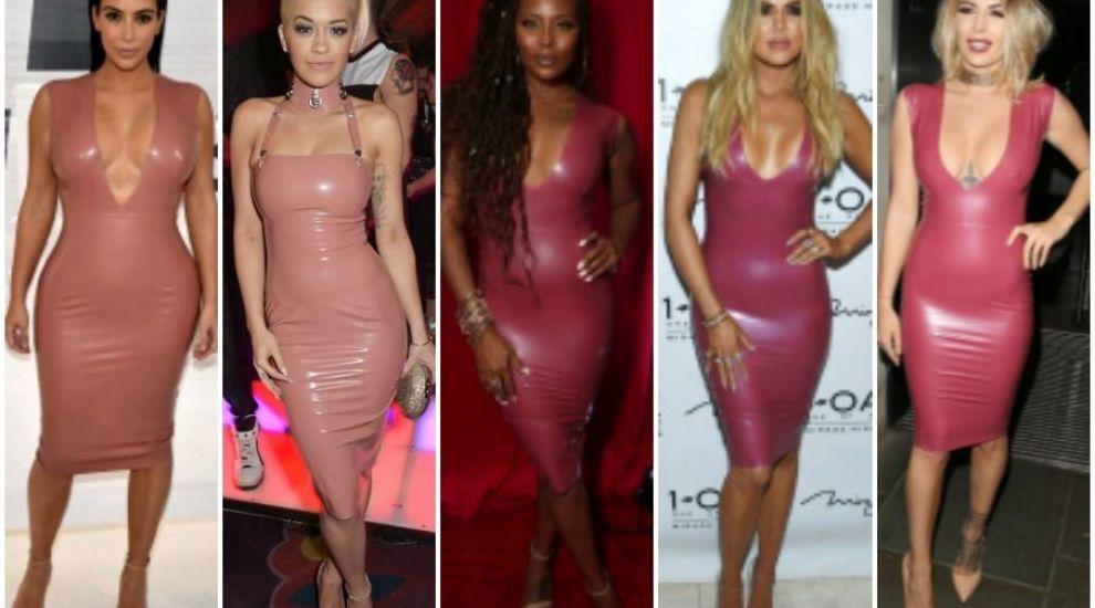 La ce pericole se expun celebritatile cand aleg sa poarte tinute multate, din latex