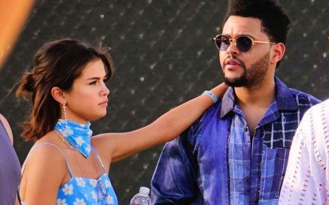 Fotografie rara cu Selena Gomez si The Weeknd. Imaginea a fost publicata chiar de catre vedeta