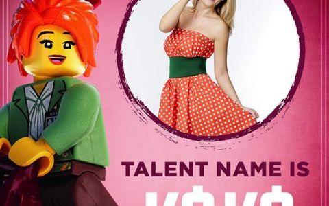 Amalia Enache debuteaza in dublajul de animatie si da voce unei mame grozave in  THE LEGO reg; NINJAGO reg; MOVIE