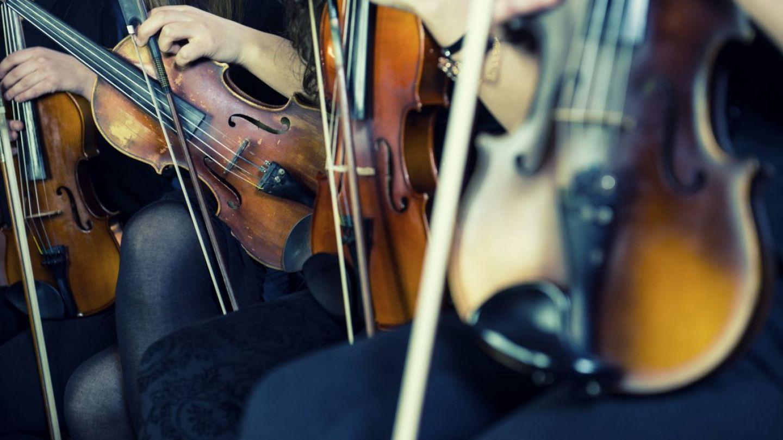 Festivalul George Enescu, inchis de un violonist roman de renume