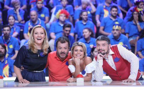 Speak, Elena Lasconi, Roxana Ionescu, Dragos Mostenescu, Emil Mitrache si Ana Maria Georgescu spun Romania, jos palaria!