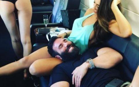 Orice barbat si-ar dori sa aiba viata lui. Este Regele Instagramului si are o avere de peste 100 de milioane de dolari!