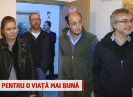 Oameni de afaceri din Marea Britanie veniti in Romania pentru a-i ajuta pe copiii abandonati
