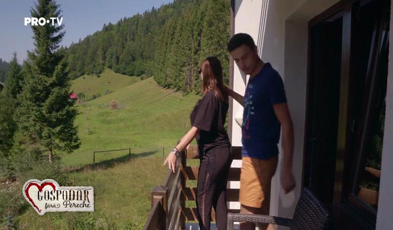 Alexandru a vrut sa o surprinda cu un weekend romantic la munte, insa ea ar fi vrut o destinatie exotica