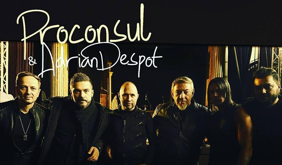Proconsul si Adrian Despot lanseaza single-ul  Ce daca ma doare  - VIDEO