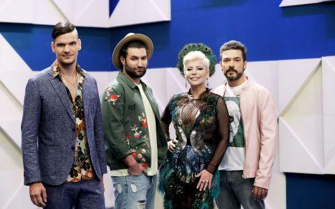 Amir, Ana, Ioana si Razvan, din echipa Smiley, promit o seara de neuitat in cea de-a doua editie LIVE Vocea Romaniei!