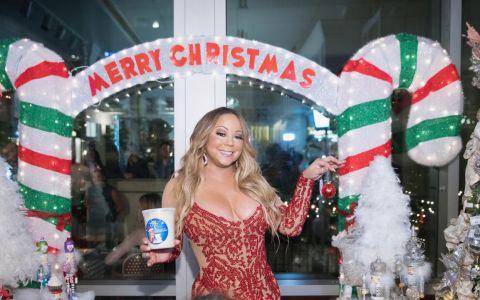 Mariah Carey cea mai bine platita cantareata. Cat castiga vedeta din turneul All I Want For Christmas