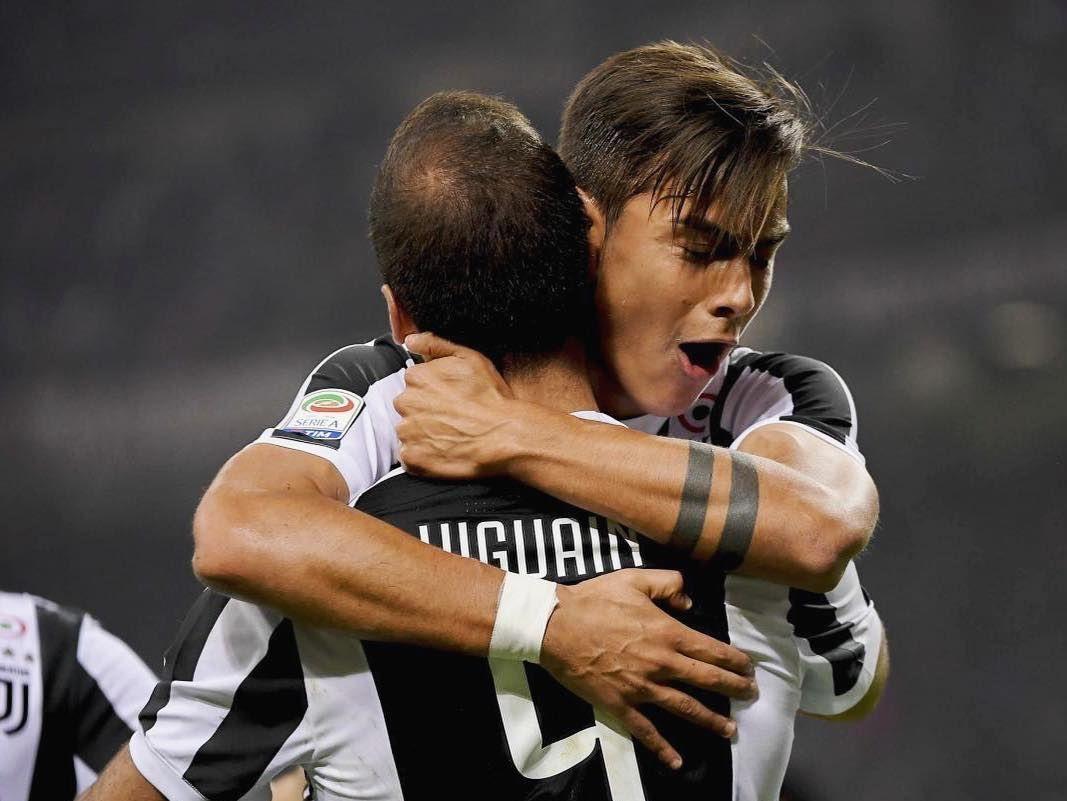 Cum arata iubita  bombardierului  de la Juventus, Gonzalo Higuain! A cunoscut-o cand juca la Real Madrid