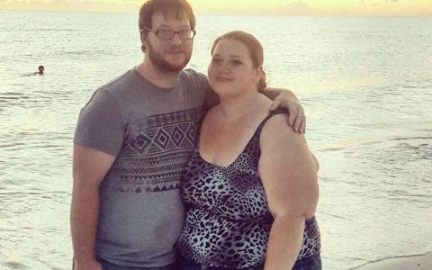 Au devenit celebri dupa ce au slabit impreuna peste 180 de kilograme. Cum arata cuplul acum