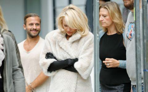 Pamela Anderson, indragostita lulea de un fotbalist! Cine e  norocosul