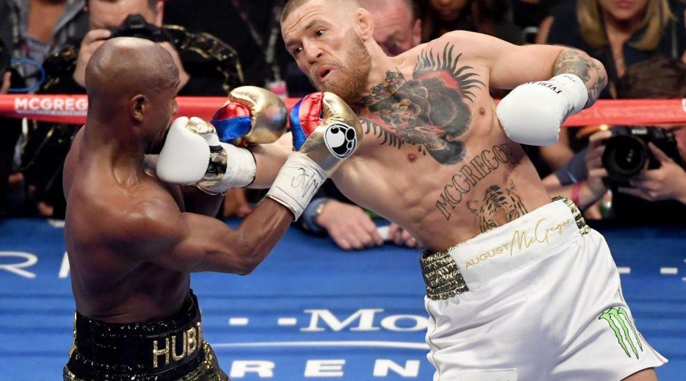 McGregor a fost lovit de gripa mortala australiana