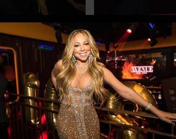 Vezi primele fotografii cu Mariah Carey dupa ce si-a micsorat stomacul. Cat de mult a slabit!