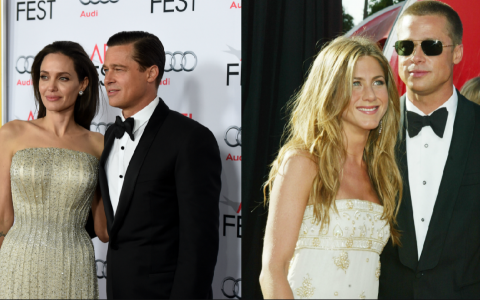 Rivalitatea dintre Jennifer Aniston si Angelina Jolie continua