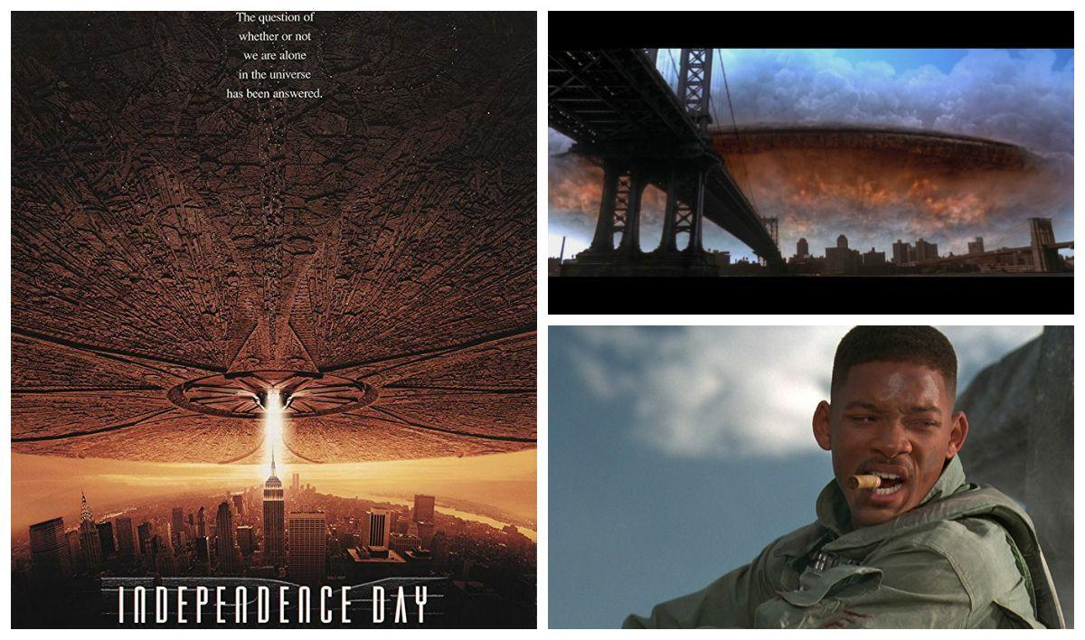 5 gafe la care nu te asteptai din filmul Independence Day