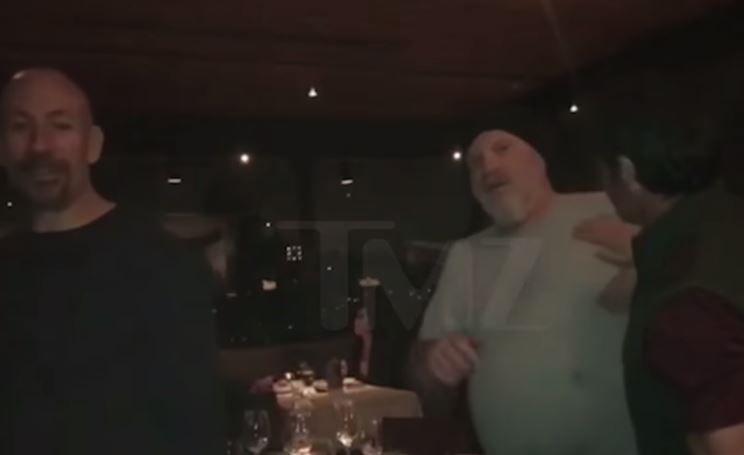 Harvey Weinstein, lovit si injurat intr-un restaurant exclusivist
