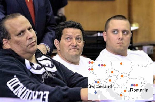 Cum se folosesc de Romania cele 3 mari familii mafiote din Italia. Pare un scenariu de film!