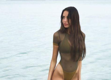"In copilarie era batuta la scoala pentru ca era ""inalta si urata"", insa a ajuns finalista la Miss Rusia"
