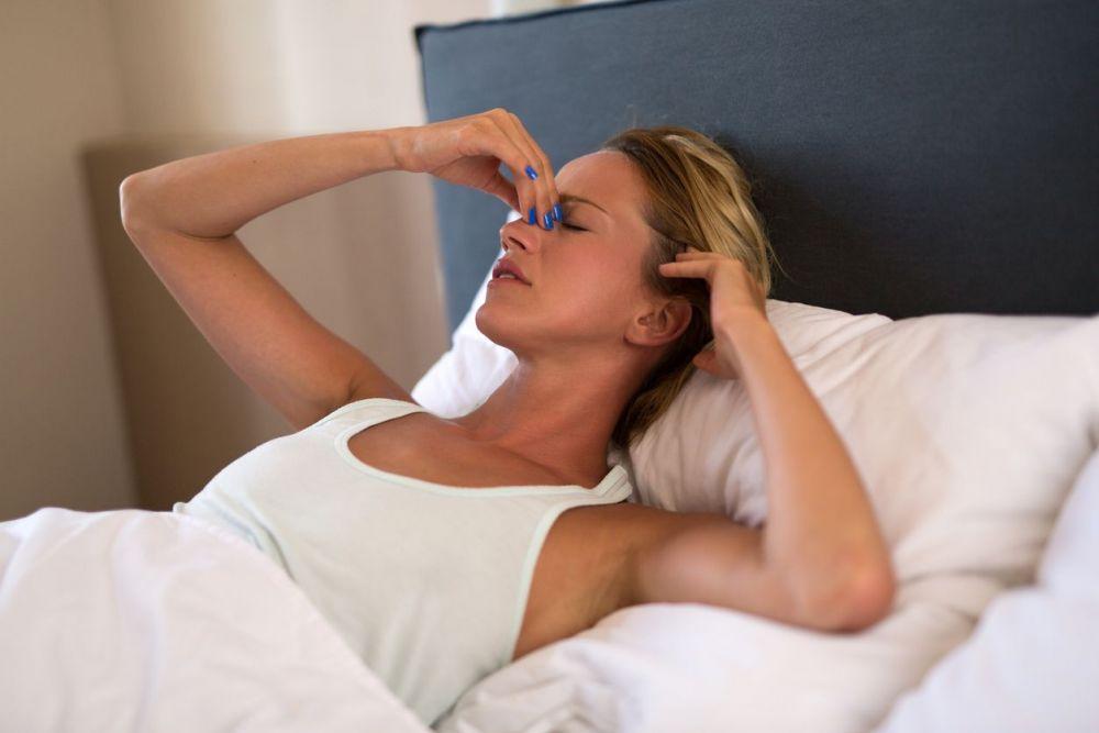 pierzi greutatea fără a dormi
