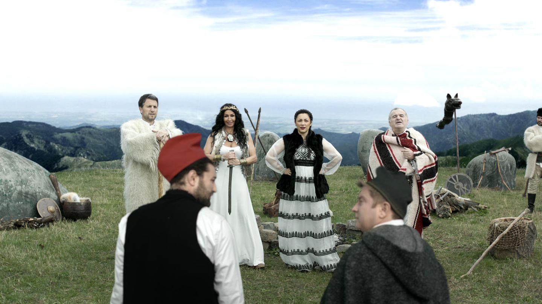 Pe-un picior de plai, pe-o gura de Rai, la talente hai! Sezonul 8 Romanii au talent incepe in curand, numai la PRO TV!