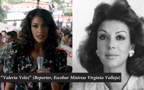 Amanta lui Pablo Escobar rupe tacerea! A dat in judecata Netflix dupa ce a vazut serialul  El patron del Mal