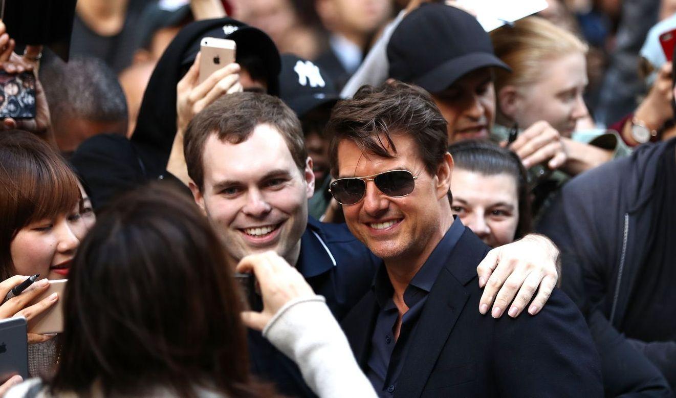 Tom Cruise si-a facut cont de Instagram! Care a fost prima poza postata