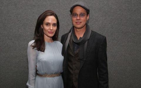 Angelina Jolie a dezvaluit motivul pentru care casatoria cu Brad Pitt s-a incheiat