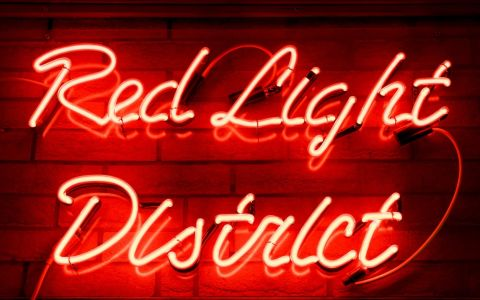 Secretul intunecat ce sta in spatele faimosului Cartier Rosu din Amsterdam
