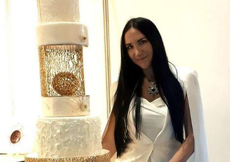 Cel mai scump tort de nunta a fost realizat in Dubai. Cum arata prajitura care a costat 1 milion de Dolari