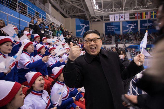 Serviciile secrete britanice l-au facut de ras pe dictatorul Kim Jong-un