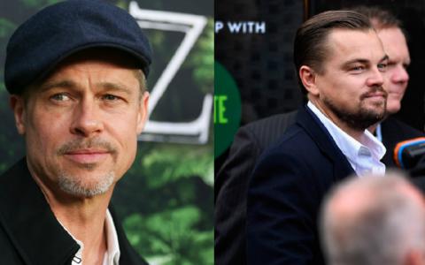 Leonardo DiCaprio si Brad Pitt vor juca pentru prima oara in noul film al lui Tarantino