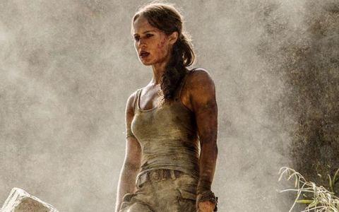 Alicia Vikander, femeia fatala in Tomb Raider. Noua Lara Croft are un corp de invidiat