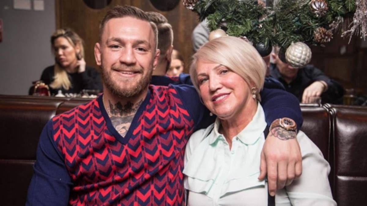 Ce cadou i-a facut Conor McGregor mamei sale de 8 martie! N-ai cum sa intreci asa ceva :))