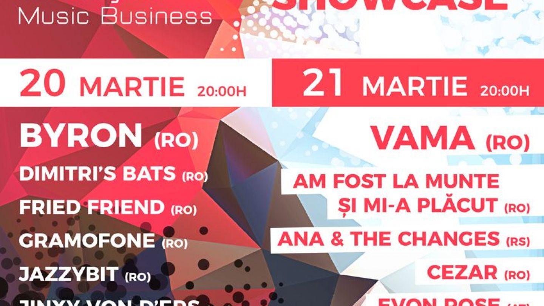 VAMA SI BYRON INVITAI SPECIALI LA MMB Live Showcase 2018