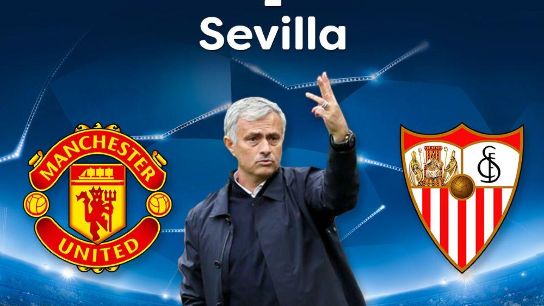 Manchester United - Sevilla se joaca astazi la 21:45, LIVE la PRO TV!