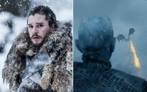 Ce au descoperit fotografii in noile poze surprinse pe platourile de filmare ale serialului Game Of Thrones
