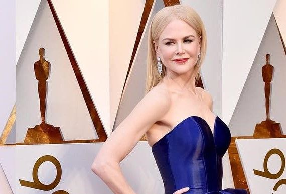 Imagine socanta cu Nicole Kidman! Nu a recunoscut-o nimeni pe strada, in New York. Cum arata