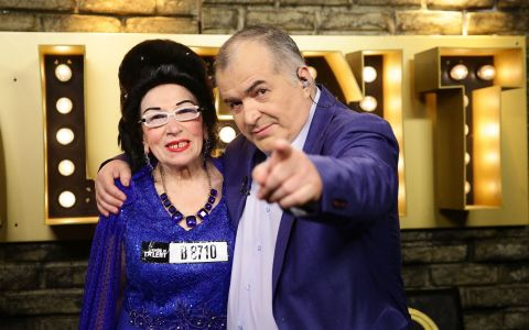 Florin Calinescu are ganduri mari:  O sa va despart eu de iubitul ala! . ASTAZI, de la 20:30, la Romanii au talent!