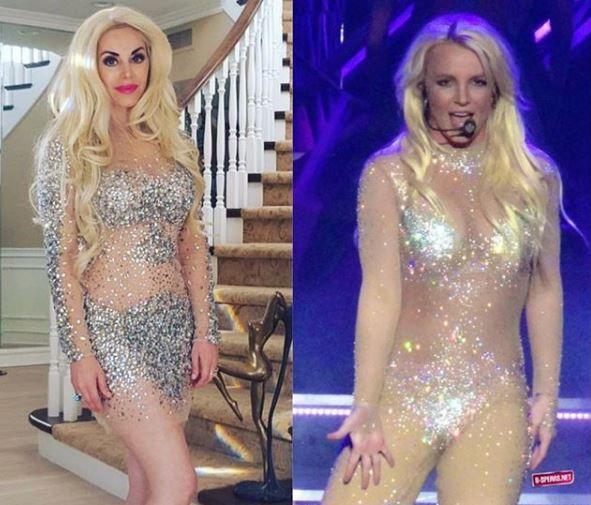 A cheltuit peste 80 000$ pentru a semana cu Britney Spears, insa a ajuns sa arate asa